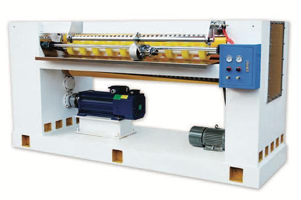 KLX-A型全自动高速电脑螺旋刀(直刀)横切机